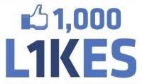 دعمك ب1000 اعجاب في صفحتك فالفيس