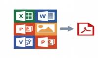 تحويل ملفات Microsoft Office الى PDF بتنسيق و بدون اخطاء 50 صفحة