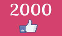 2000 لايك بالفيس بوك لاي صورة