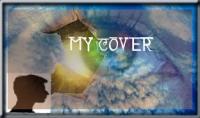 تصميم غلاف الفيسبوك بالمقاسات المعروفة مع تصميم مكان الصورة واضافة تعليق بخط جميل