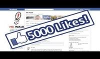 زيادة صفحات الفيس بوك 5 دولار لكل 5000 متابع