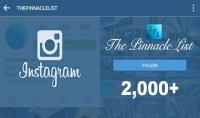 زيادة اكثر من 2000متابع انستجرام و 2000 لايك لصورتك الخاصة ب 5$ فقط