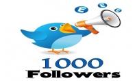 جلب 1000 متابع لحسابك على تويتر مقابل 5 دولار