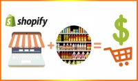 سأضيف 100 منتجًا إلى متجرك في shopify