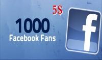 جلب 1000 متابع لصفحتك على الفيسبوك يعني 1000 لايك مقابل 5 دولار