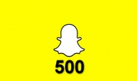 500 متابع على سناب شات واقسم بالله خدمتي حقيقية العرض محدود