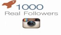 زيادة 1000 متابع instagram