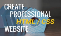 تحويل و تكويد ملفات PNG JPG PSD إلى ملفات HTML CSS