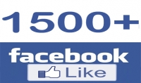 زيادة 1500 لايك على اي منشور في حسابك على الفيسبوك ب5 دولارات فقط و مضمون 100%