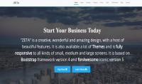 صممم موقعك الالكتروني او موقع شركتك بطريقة احترافية وأمنة