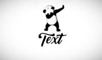 صنع انترو احترافي لقناتك على شكل panda