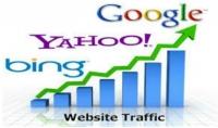 جلب 20000 زيارة حقيقية لموقعك من أوروبا و أمريكا من مختلف محركات البحث