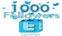 إضافة 1000 متابع على حسابك twitter بجودة عالية