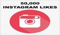 50.000 لايك أنستجرام مكس حقيقي 100% مضمون