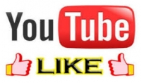 اضافه 1500 لايك حقيقي لفيديو على اليوتيوب