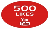500 لايك حقيقى لأى فيديو على اليوتيوب5$