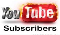 سأضيف لك 300 مشترك لقناتك على يوتيوب عربيين ومتفاعلين فقط 5$ خدمة رائعة