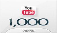 1000 مشاهدة و 30 مشترك و 100 لايك و 50 تعليق