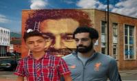 تركيب صورتك مع اللاعب العالمي محمد صلاح فخر العرب الخمس صور مقابل 5$