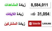 أقدم لك مشتركين تعليقات لايكات  لفديو اليوتيوب    500