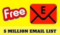 اعطائك 5 مليون ايميل اجنبي وعربي
