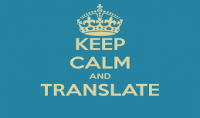 الترجمه من العربي الا الانجليزيه والعكس