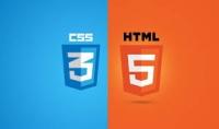 إنشاء قالب HTML و CSS