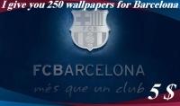 ساقدم لك 250 خلفية هاتفية للنادي الكتلوني برشلونة