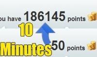 اقدم لك جميع سكريبتات addmefast لي ربح اكثر من 10000 نقطة في اليوم