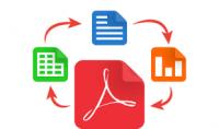 الكتابة معالجة النصوص تحويل ملفات الى pdf أو العكس ترجمة الفرنسية