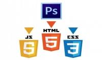تحويل ملفات PSD الى صفحة ويب متجاوبة مع كل الشاشات