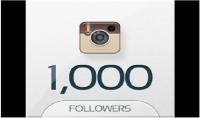 زيادة 1000 متابع حقيقي و متفاعل ة و200 لايك حقيقي ل 5 صور لك عالانستغرام