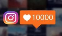 اضافة 10000 لايك حقيقيين 100% علي صورة واحدة او عشرة صور في انستجرام