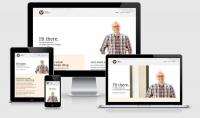 أصمم لك موقع محترف يجذب عملاء ومتجاوب مع كل الاجهزة