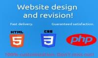 تصميم و برمجة موقع إحترافي
