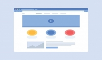 إنشاء صفحة html مكوننة من نصوص أو جداول أو صور أو فيديو أو مزيج بينهم