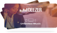 انشاء حساب Deezer للاستماع لاكبر مكتبة صوتيات لمدة 30 يوم