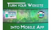 تحويل موقعك الى تطبيق Android طريقة فعالة %100 ب$5 فقط