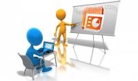 عمل عروض تقديمية presentations ببرنامج باوريوينت Powerpoint كل 20 شريحة مقابل 5 $