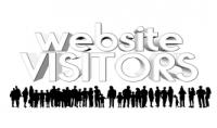 اكثر من 500  زائر لموقعك او رابطك