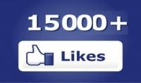اجلب لك 15000لايك علي اي منشور بوست  علي الفيس بوك