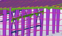 Design And Modelling  Steel and RC structures