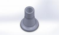 تطبيق رسومات ميكانيكيه علي solidworks و القطعه مقابل 5 $