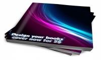 سوف اصنع غلاف كتاب رقمي بتقنية 3 ابعاد ب 5 دولارات فقط.