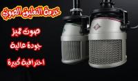 التعليق الصوتي الاحترافيبالعربية الفصحى و بكل اللغات واللهجات .