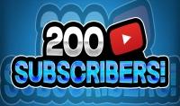 سأضيف لك 200 مشترك حقيقي لقناتك باليوتيوب فقط ب 5 دولار
