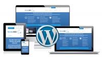 بناء موقع الكتروني على منصة wordpress