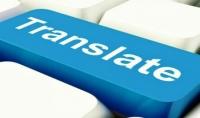 بترجمة عقود وملفات وبيانات كتابية او سماعية من اللغة الانجليزية للغة العربية والعكس.
