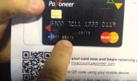 احصل على بطاقه ماستر كارد  Payoneer MasterCard  تصل لباب منزلك بالمحان مقابل 5$ فقط