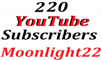 سأعطيك 220 قناة يوتوبY0U TUBE وضمان المشتركين مدى الحياة و بسرعة التسليم